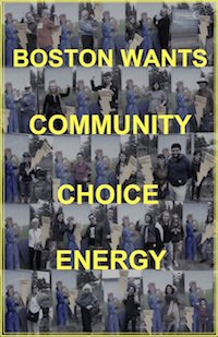 Boston wants Community Choice Energy